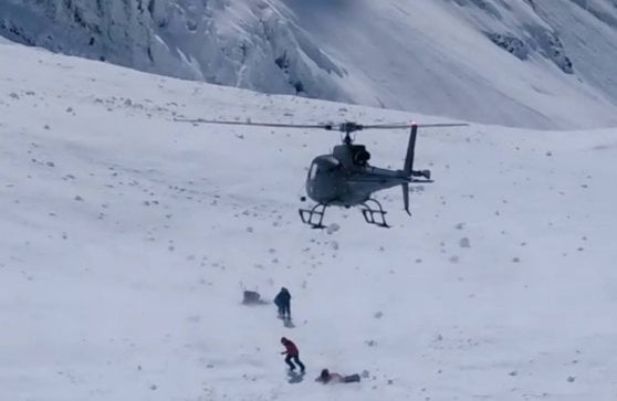 Alpinisti dispersi sul Nanga Parbat, individuate due sagome