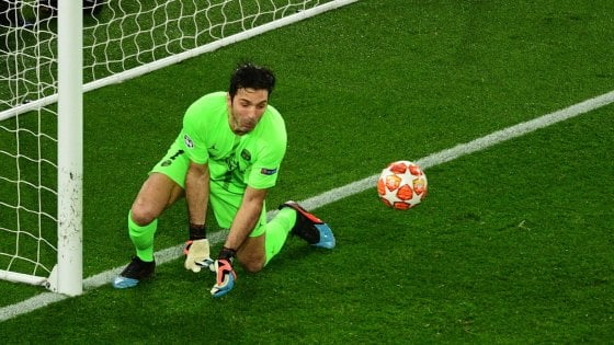 """Psg fuori dalla Champions, la stampa francese boccia Buffon: """"Voto 2, è stato un fallimento"""""""