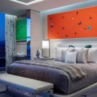 In casinò Las Vegas la suite più cara: 100 mila dollari per dormire tra le opere di Damien Hirst