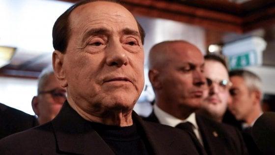 Corruzione in atti giudiziari, Silvio Berlusconi indagato a Roma