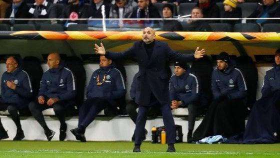 """Inter, Spalletti: """"Bravi, con autorità e personalità"""""""