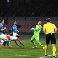 Napoli-Salisburgo 3-0, Milik e Fabian Ruiz ipotecano i quarti per gli azzurri