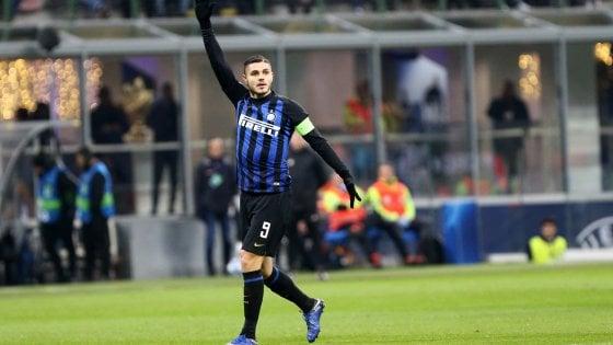 Inter, Icardi: si va verso la svolta, tregua tra Wanda Nara e Marotta