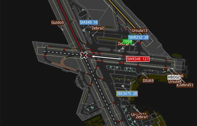 Più sicurezza anche nel traffico degli aeroporti