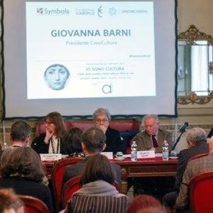 La presentazione del rapporto Symbola-Unioncamere al Touring Club di Milano