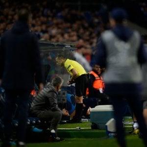 """Roma, l'Uefa assolve Cakir: """"Nessun fallo a rigore su Schick"""""""
