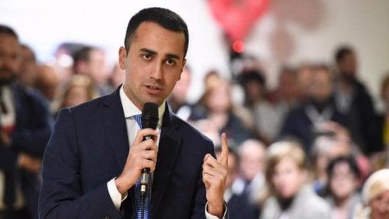 """Tav, tensioni fra Lega e M5s. Di Maio accusa Salvini: """"Mette a rischio il governo"""". La replica: """"Nessuna crisi"""""""