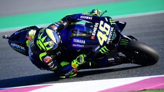 MotoGp, Qatar: Marquez il più veloce nelle prime libere. Delude Rossi