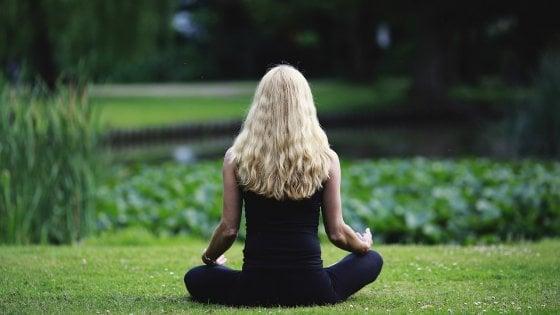 Meditare contro lo stress della malattia