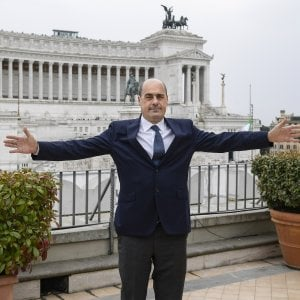 """Pd, Zingaretti: """"L'Italia sta pagando un prezzo enorme: in caso di crisi di governo subito al voto"""""""