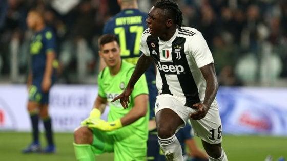 Juventus-Udinese 4-1: poker bianconero in vista dell'Atletico