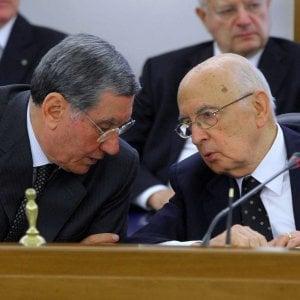 Trattativa Stato-mafia, la copia fantasma delle telefonate distrutte di Giorgio Napolitano