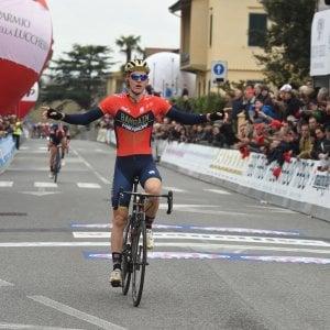 Ciclismo Cup, domenica il Gp Industria&Artigianato: diretta su Repubblica Tv Sport