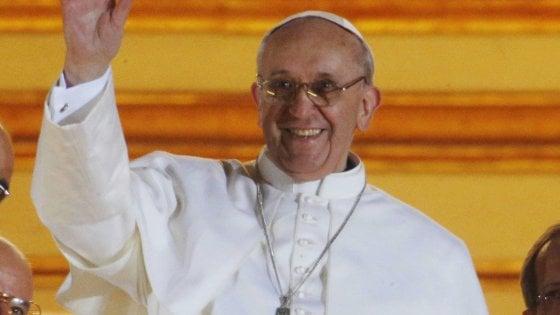"""Il monito del Papa: """"Atleti siano esempio di vita, il doping inquina lo sport"""""""