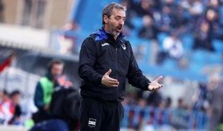 Sampdoria, Giampaolo: ''Con l'Atalanta gara che pesa. La Roma? Non vado dietro a queste cose''