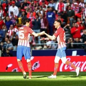 Liga, vincono Atletico e Barcellona