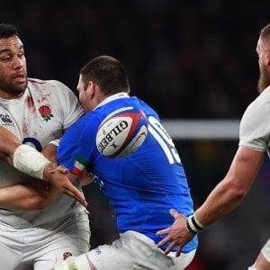 Sei Nazioni Rugby, Inghilterra-Italia 57-14. Dura lezione per gli azzurri