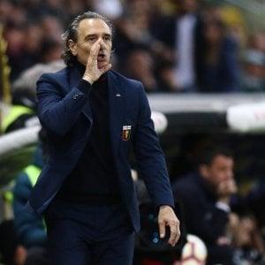 """Genoa, Prandelli: """"Sconfitta che brucia, non meritavamo di perdere"""""""