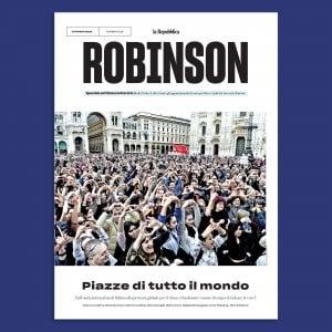 Robinson, Piazza grande