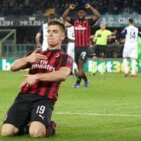 Chievo-Milan 1-2: Piatek sempre decisivo, i rossoneri blindano il terzo posto