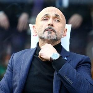 Inter, Spalletti su Icardi: ''Importante avere obiettivo comune''