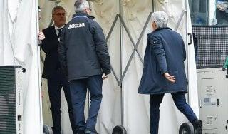 """Sampdoria, accuse a Gasperini: """"Ha dato una manata a un nostro dirigente"""""""