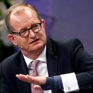 Il Ceo di Commerzbank Martin Zielke