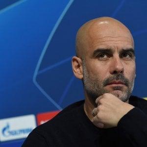Champions, Guardiola non si fida dello Schalke: ''Può succedere di tutto''