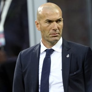"""Real Madrid, Zinedine Zidane torna in panchina. """"Felice di essere a casa"""""""