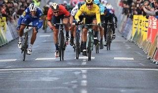 Ciclismo, Parigi-Nizza; bis di Groenewegen, sua anche la seconda tappa