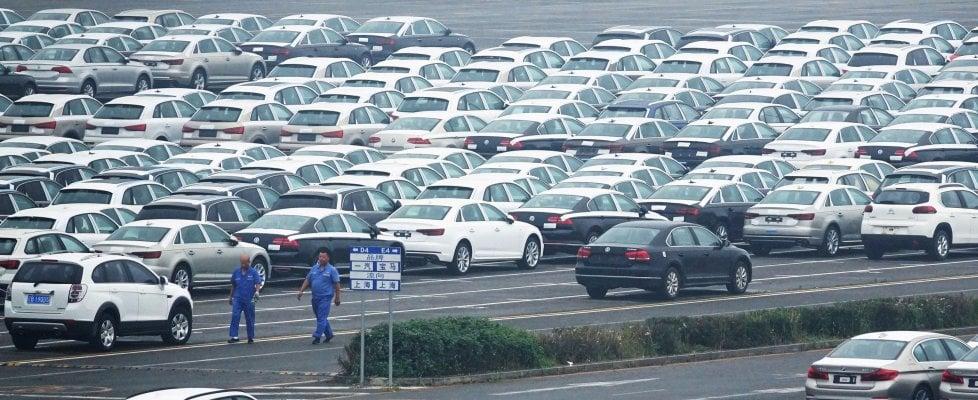 Mercato auto, in Cina ormai è crisi