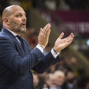 Basket, Virtus Bologna: esonerato Sacripanti, Djordjevic nuovo allenatore