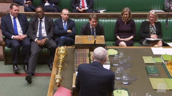 """Brexit: Regno Unito ottiene garanzie """"legalmente vincolanti"""""""
