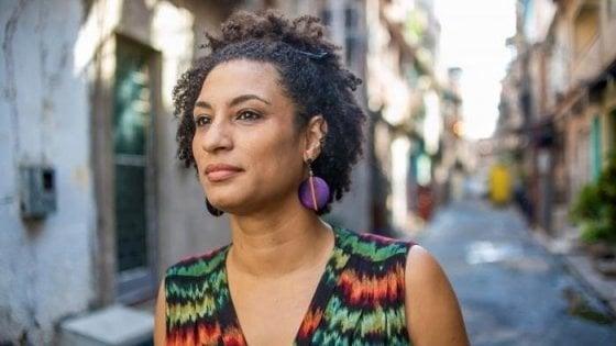 Omicidio di Marielle Franco, arrestati in Brasile due ex poliziotti