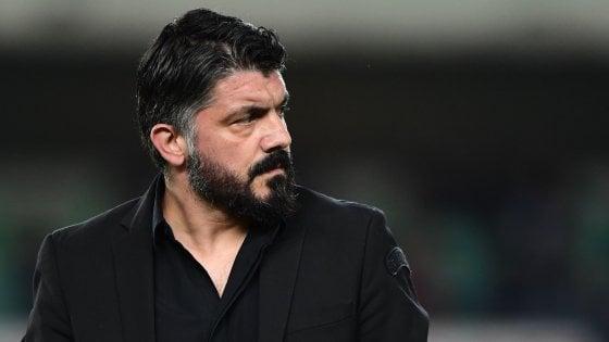 Giudice sportivo, una giornata a Gasperini. Derby salvo per Gattuso