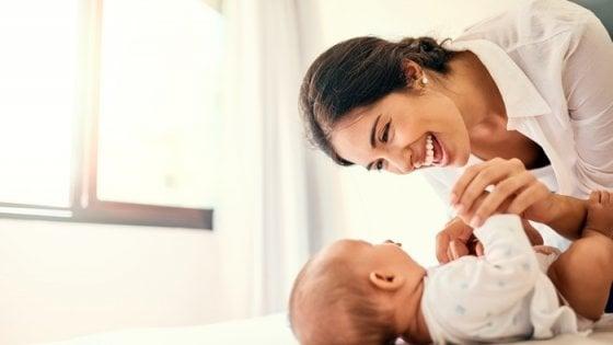 La cura della bocca della mamma fa bene al bimbo che nascerà