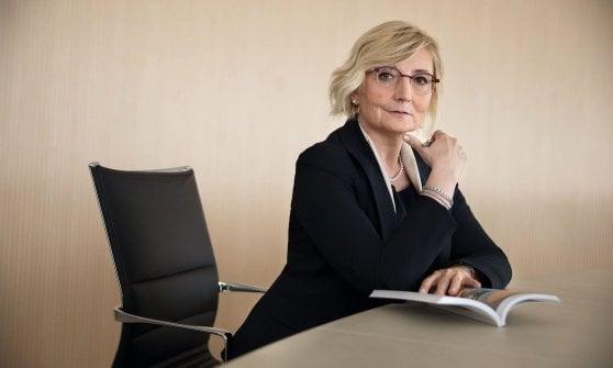 Cinzia Tagliabue, amministratore delegato di Amundi Sgr