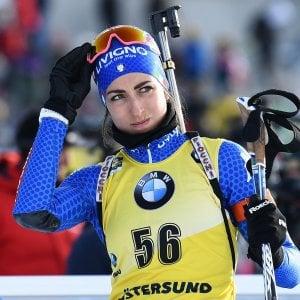 Mondiali Biathlon, Lisa Vittozzi argento nell'individuale