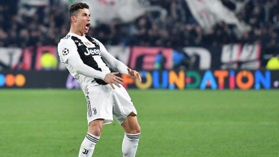 LA UEFA MULTA RONALDO PER IL GESTO