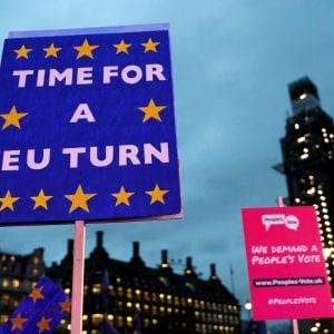 Brexit, il Regno Unito taglier?? dazi e tariffe se ci sar?? un'uscita senza accordo