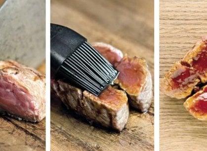 Quando la carne è al sapore di nocciola