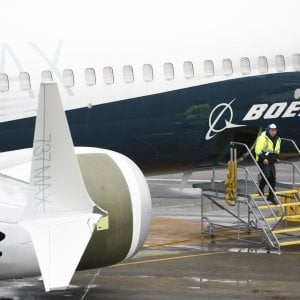 Stop ai Boeing 737 Max anche negli Stati Uniti, l'annuncio di Trump