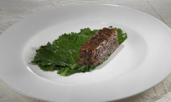 La cucina verde e millimetrica di Franco Aliberti, lo chef ...