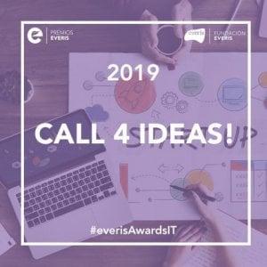 """""""Call for ideas"""", al via la quinta edizione degli everis Italia Awards"""