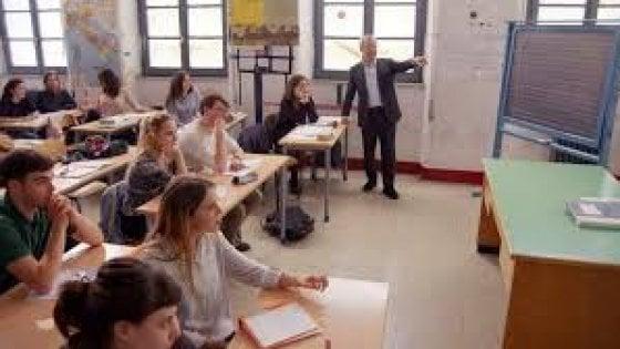 Boom di supplenti, la scuola torna a 70 anni fa
