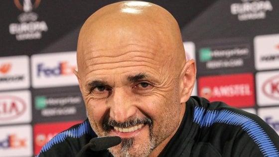 Inter, la carica di Spalletti: ''Lamentarsi non fa vincere le partite''