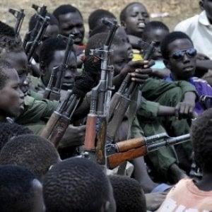 """Sud Sudan,  ex bambini soldato tornano nelle loro comunità: """"Percorso difficile ma gratificante"""""""