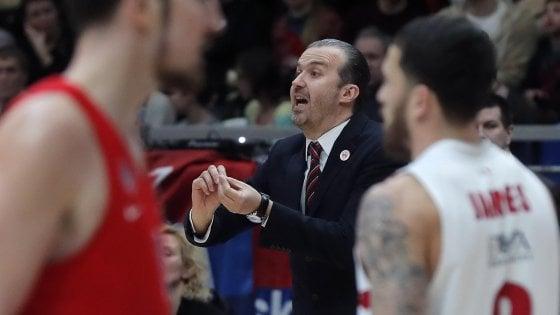 Basket, Eurolega; Pianigiani: ''Contro Olympiacos serve il meglio''