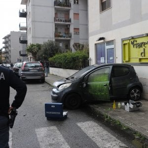 Reggio Calabria, arrestato l'uomo che ha cercato di dare fuoco alla ex moglie