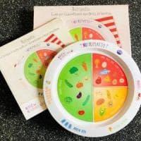 Mai più menù sbagliati per i bimbi, arriva il 'kit' per genitori